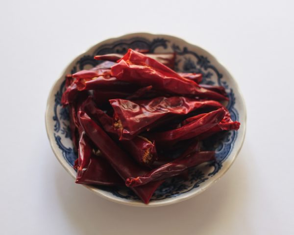 Whole Espelette Chili peppers